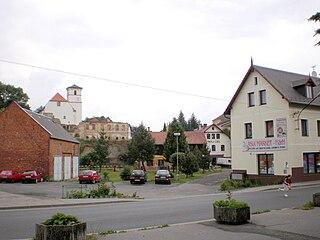Hazlov Municipality in Karlovy Vary, Czech Republic