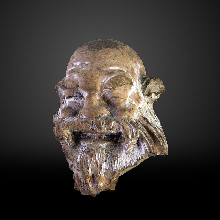 Head of Silenus-AM 250
