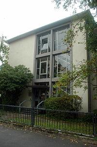 Heidelberg - Astronomisches Rechen-Institut.JPG