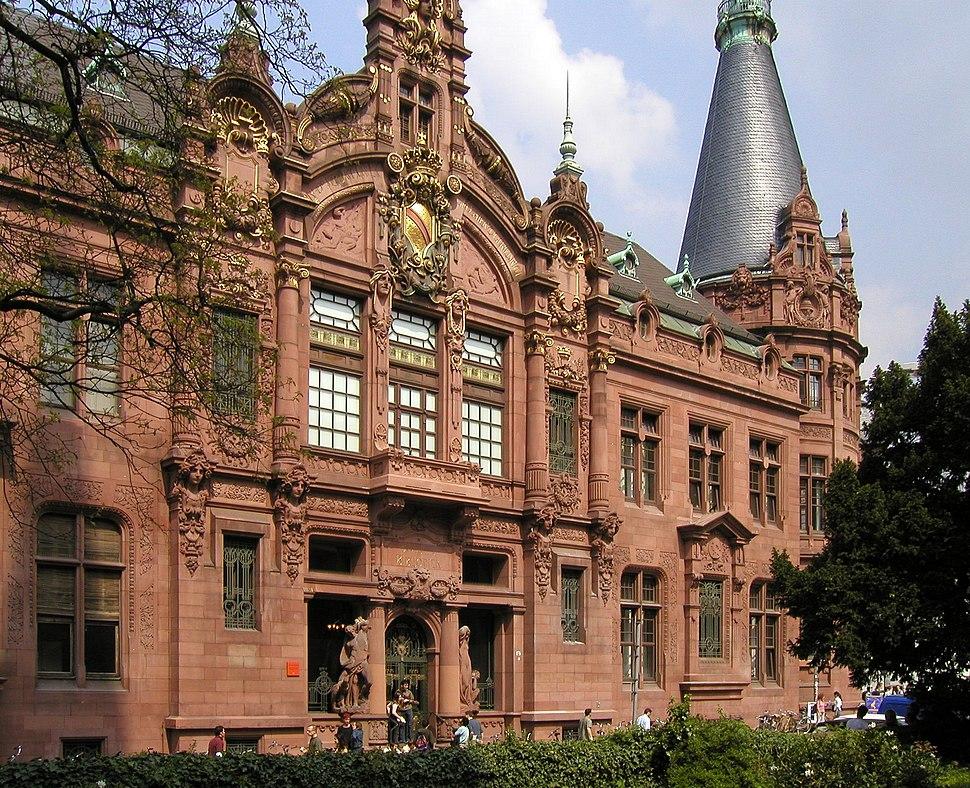 Heidelberg Universit%C3%A4tsbibliothek 2003