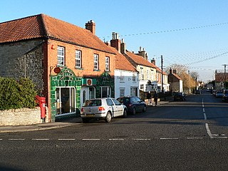 Heighington, Lincolnshire Human settlement in England