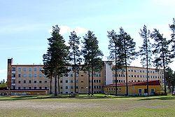 Heikinharju Refugee Reception Center 2006 05 20.JPG