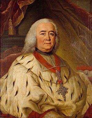 Johann Friedrich Karl von Ostein