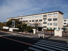 Hekinan Technical High School.JPG