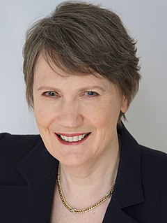 Helen Clark 37th Prime Minister of New Zealand