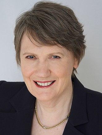 Helen Clark - Clark in 2016
