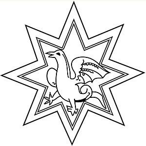 Helen of Sweden (13th century) - Princess Helen's heraldic arms