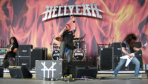 Damageplan - Abbott and Zilla joined Hellyeah following Darrell's death.