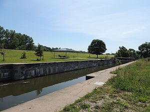 Hennepin Canal Parkway State Park - Lock 31
