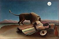 La Bohémienne endormie  (The Sleeping Gypsy – ...
