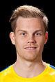 Henrik Stenberg - Sweden men's national floorball team.jpg