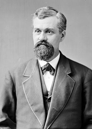 Iowa's 4th congressional district - Image: Henry Otis Pratt