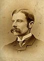 Herbert Somerton (?) Foxwell. Photograph by Barraud. Wellcome V0026399.jpg