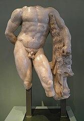 Hercule au repos Ra 115