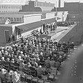 Herdenking in Oranjehotel te Scheveningen, Bestanddeelnr 913-0507.jpg