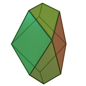 Herschel graph - Image: Herschel enneahedron