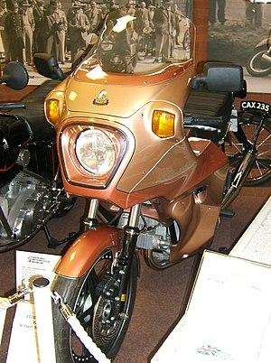 Hesketh Motorcycles - The very rare 1984 Hesketh Vampire