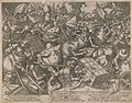 Heyden, Pieter van der - Fight of the Money-Bags and the Coffers - c. 1558 - hi res.jpg