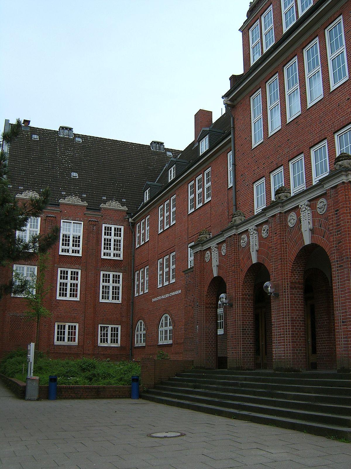 Paulsen Hamburg paulsen gymnasium