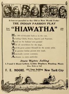 <i>Hiawatha</i> (1913 film)
