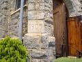 Hickman Temple AME Church, Philadelphia, cornerstone.png