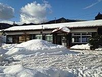 Hida-Ichinomiya Station 20150123.JPG