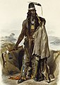 Hidatsa, from- Tableau 24 Abdih - Hiddisch by Karl Bodmer (cropped).jpg