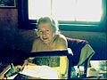 Hilda Hilst na Casa do Sol 1998.jpg