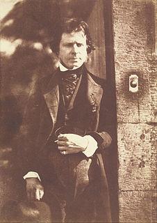 image of David Octavius Hill from wikipedia