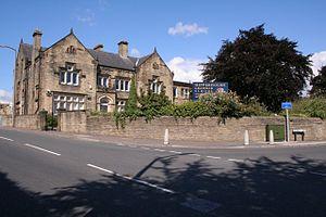 Hipperholme Grammar School - Image: Hipperholme Grammar School