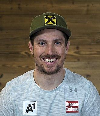 2018–19 FIS Alpine Ski World Cup - Image: Hirscher 001