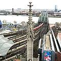Hohenzollernbrücke Köln vom Kölner Dom.jpg