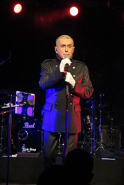 Holly Johnson 2014