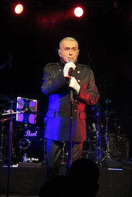 Holly Johnson, 2014