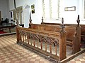 Holy Trinity church - Victorian pews - geograph.org.uk - 723947.jpg
