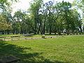 Horní Beřkovice, psychiatrická léčebna, park (1).JPG