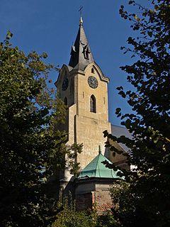Horní Benešov Town in Czech Republic