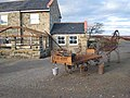 Horse and cart at Park Head - geograph.org.uk - 348844.jpg