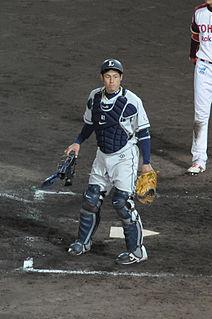 Takanori Hoshi Japanese baseball player