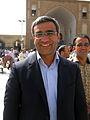 Hossein Muzaffari in Grand Mosque of Nishapur - October 5,2013 - Friday Pray 1.jpg