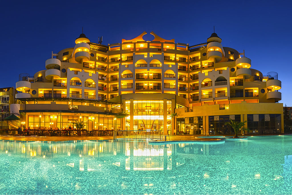 Golden Beach Hotel Protaras Cyprus