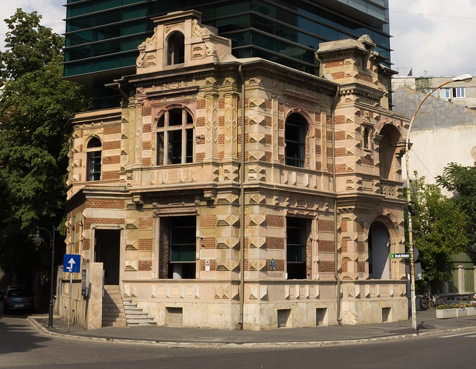 House, Headquarters of the Union of Romanian Architects