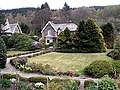 House and Garden in St Fillans village, Perthshire - geograph.org.uk - 1595193.jpg