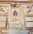 House of the Prince of Naples in Pompeii Plate 153 Triclinium East Wall Upper Zone MH.jpg