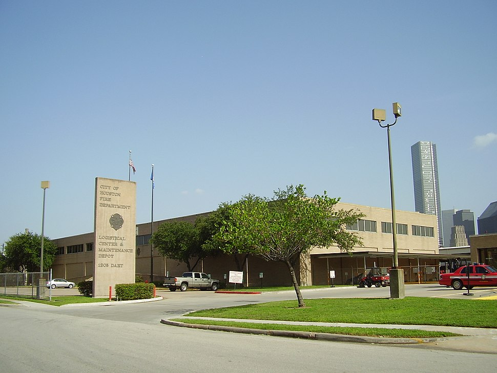 HoustonFireDepartmentTXHQ