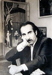 Hovhannes Avetisyan Armenian painter (1939-2000)