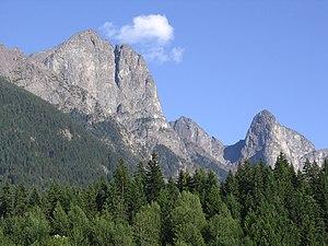 Hozomeen Mountain - Hozomeen Mountain