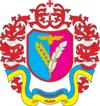 Huy hiệu của Huyện Hrebinka
