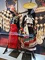 Huayao Dai female clothing - Yunnan Provincial Museum - DSC02018.JPG