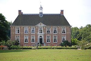 Van Heeckeren - Image: Huis molecaten